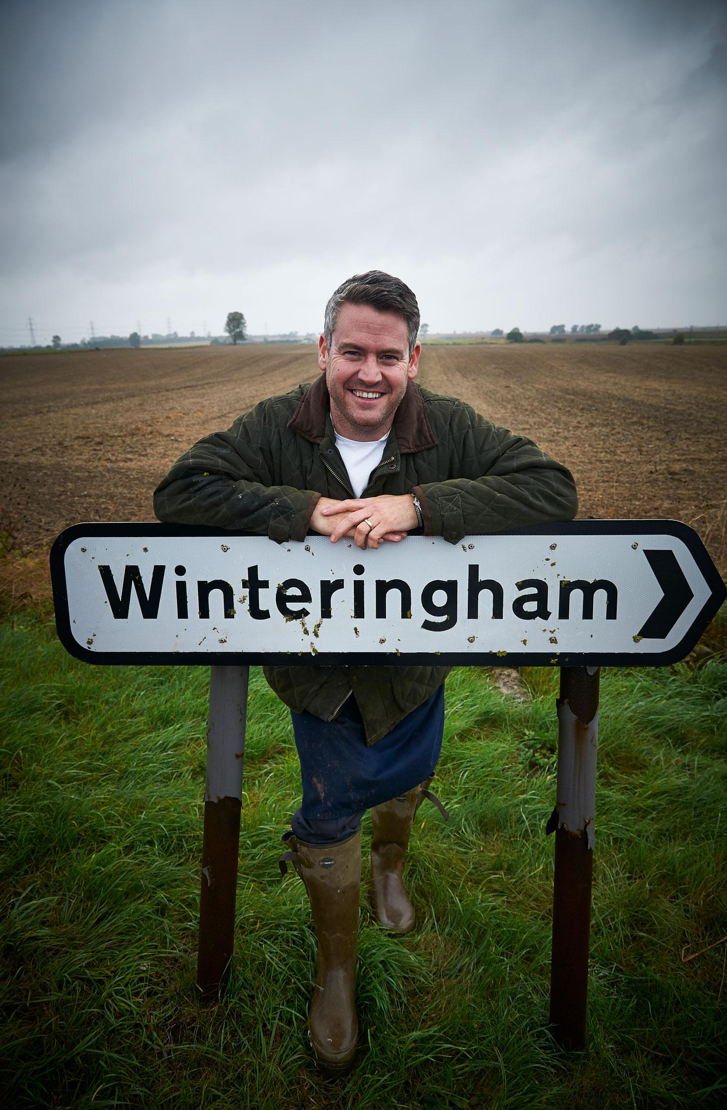 © Colin McGurran, Winteringham fields